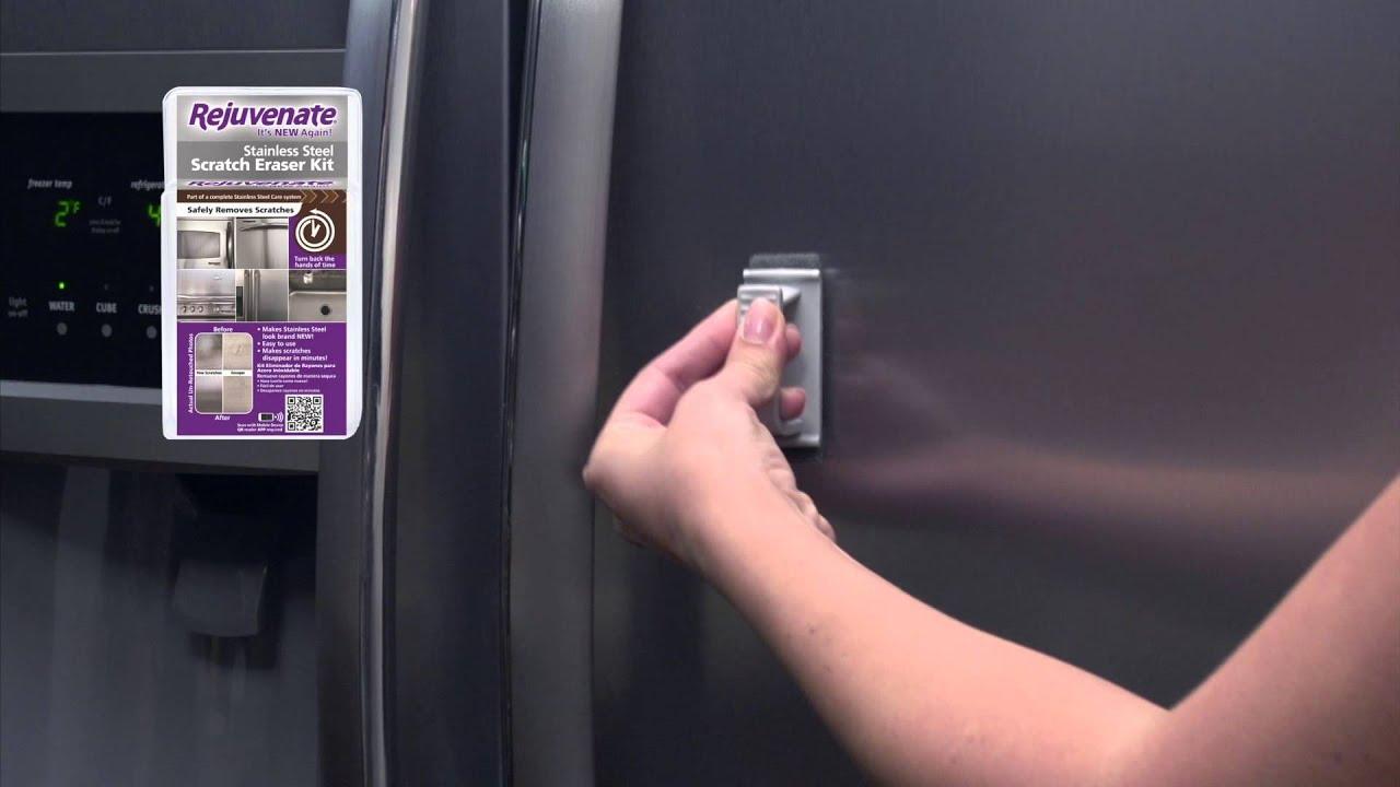 Rejuvenate Stainless Steel YouTube