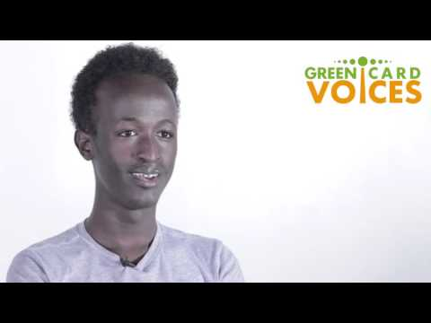 Ahmed Ahmed - Green Card Voices