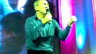 Леонид Черновецкий поет ч.2(Сольное выступление мэра Киева Леонида Черновецкого в мэрии на
