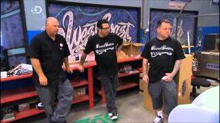 West Coast Customs: projects WILL IAM  - part2