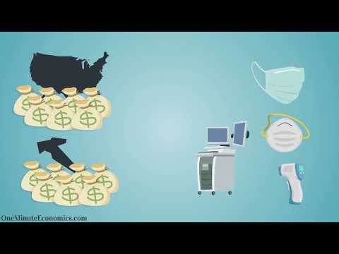 Pandemics and Complex Global Supply Chains: Supply Chain Complexity Explained in One Minute