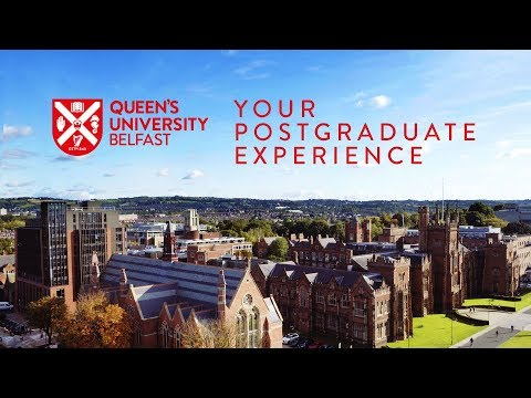 Your Postgraduate Experience at Queen's