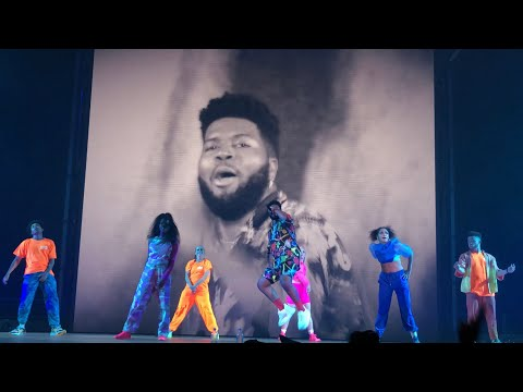 "Khalid ""Young, Dumb & Broke"" LIVE @ Free Spirit Tour LA 6/25/19"