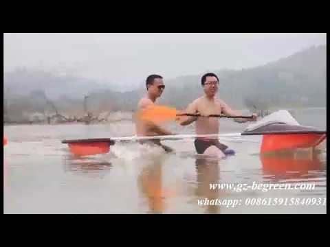 clear kayak from china ,factory direclty