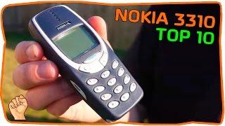 Nokia 3310 - Топ 10 краш-тесты | #1