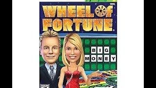Wheel of Fortune Xbox 360 Game 7