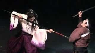 "One of the scene of ""Kurenai Toge"" 『紅峠』 that JSJ project produc..."