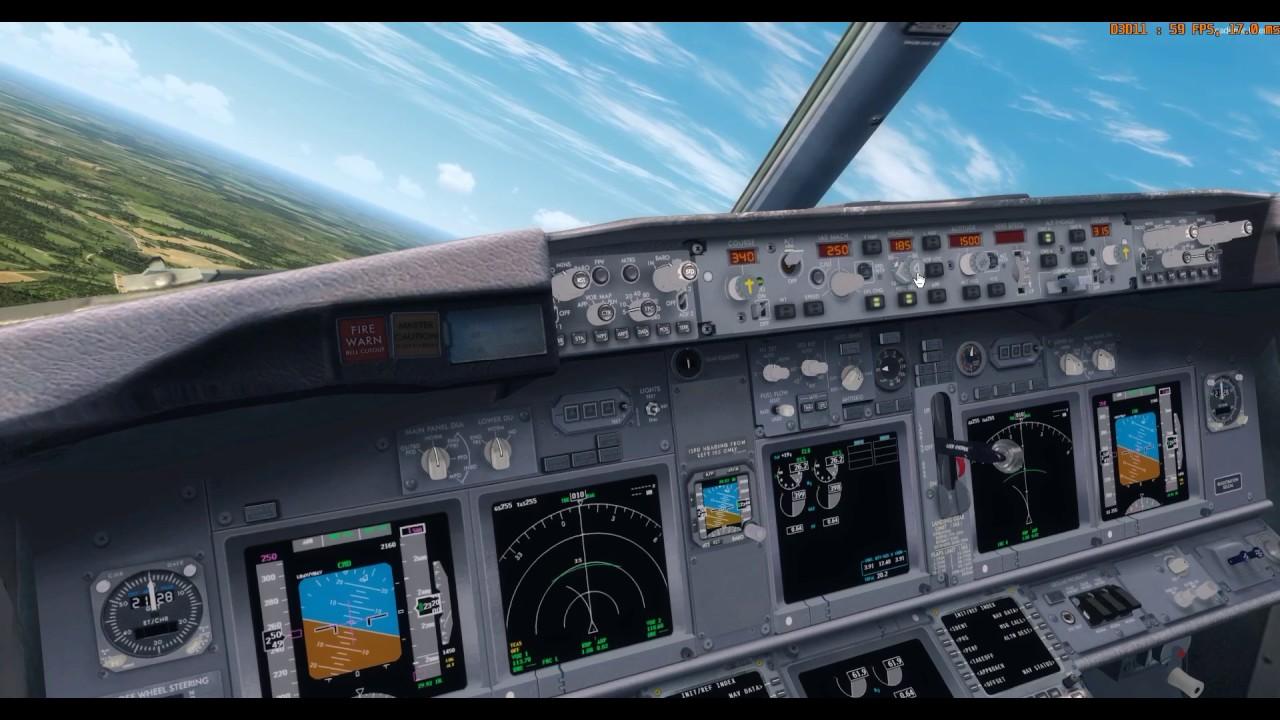 Prepar3D v4 0 28 21686 & iFly-737NG