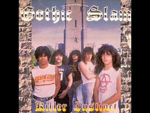 Gothic Slam - Killer Instinct 1988 full album