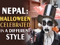 Nepal: Halloween celebrated in a different style - #Nepal News