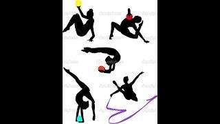 Гимнастика для детей. Растяжка.