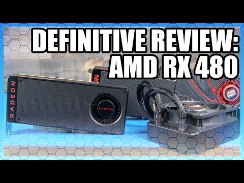 AMD RX 480 8GB Review & Benchmark vs. 970, 1070, 390X