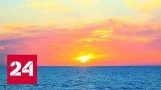 Каспийское море расчертят границами - Россия 24