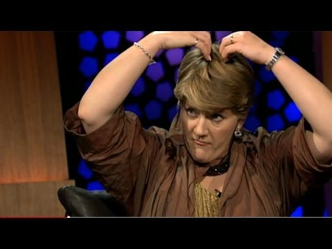 Clare Balding on the