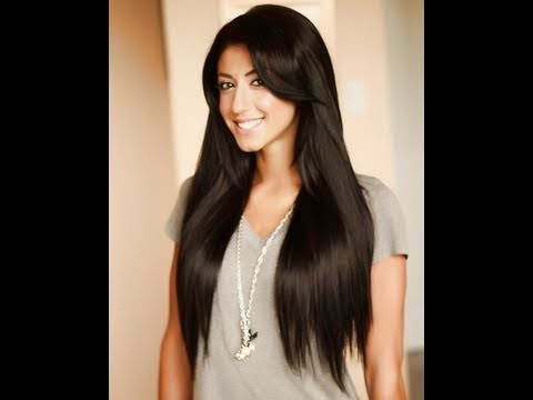 How to blend straight hair with clip in luxy hair extensions how to blend straight hair with clip in luxy hair extensions pmusecretfo Choice Image