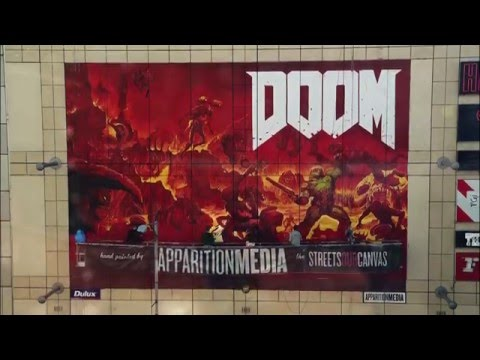 DOOM - Hell comes to Melbourne