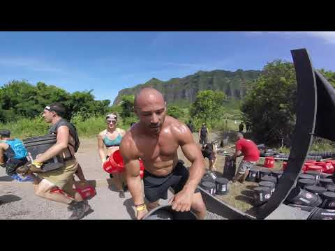 Spartan Race Oahu, Hawaii