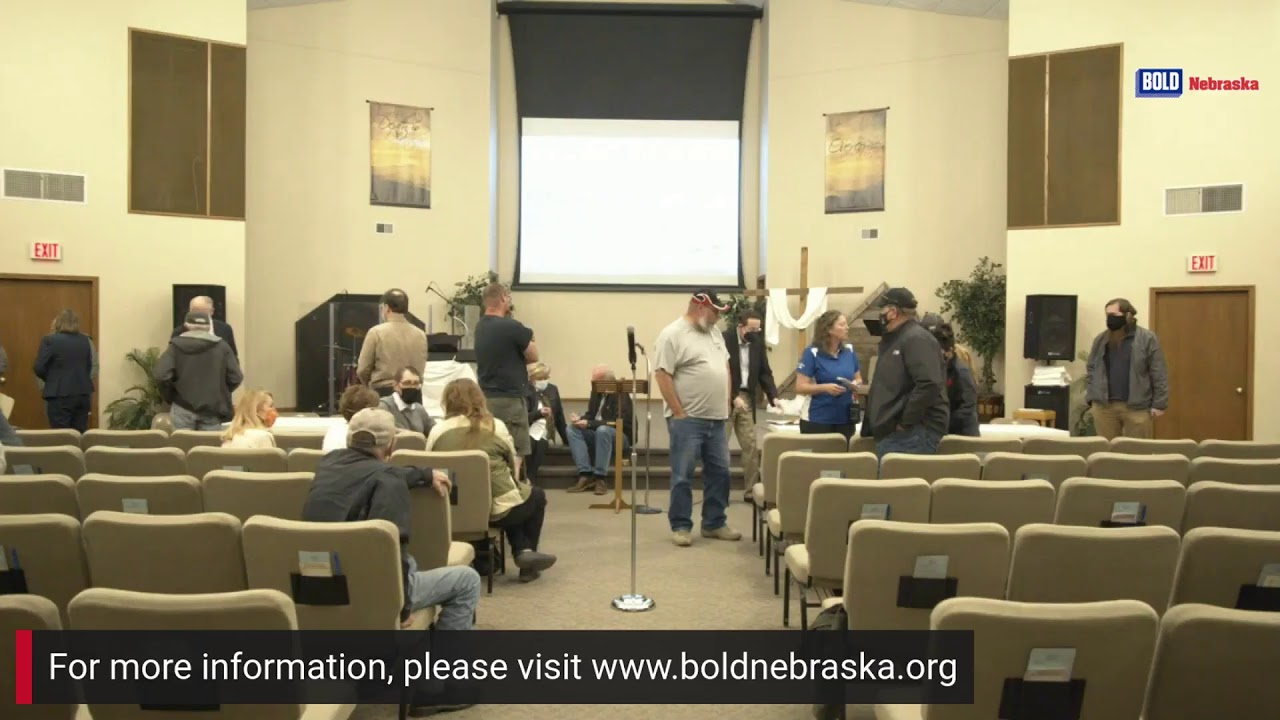 Environmental Crisis in Nebraska happening NOW - A call to Action for Mead NE!