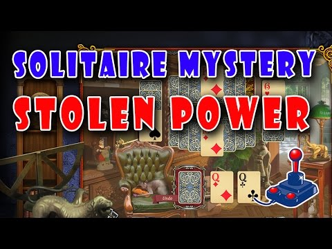 Solitaire Mystery Stolen Power | Card and Board Games | FreeGamePick
