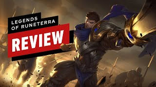 Legends of Runeterra Review (Video Game Video Review)