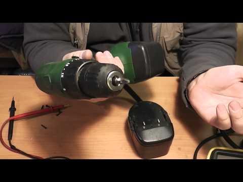 Чем заменить отслужившие аккумуляторы для шуруповёрта!? - Обзор