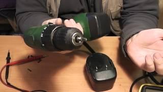Чем заменить отслужившие аккумуляторы для шуруповёрта!? - Обзор(, 2014-02-14T14:55:36.000Z)
