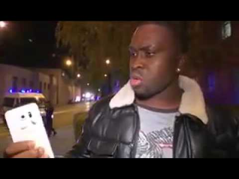 Attentats à Paris  Sauvé Par Son Téléphone Portable' Sinon Ma Tête,elle Partait En éclats  Bat