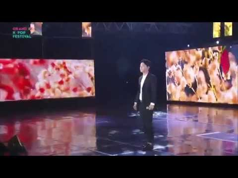 HD 150904 EXO CHEN   Best Luck @ Grand Kpop Festival
