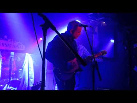 The Wolfhounds live at L'International, Paris, 22 March 2014: Part 1