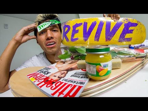 THE JOHN HILL / REVIVE SKATEBOARDS SITUATION!
