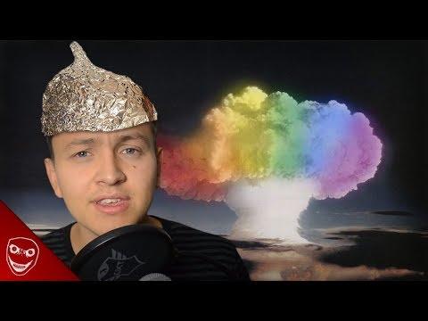 Die Gay Bomb macht Frösche homosexuell? Dumme Verschwörungstheorien Folge 2!