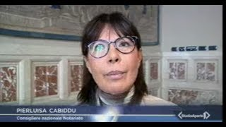 12/10/2018 - Studio aperto (ITALIA 1) - La Terza età: strumenti patrimoniali, opportunità e tutele