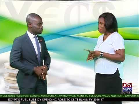 UT/Capital Bank Collapse - The Market Place on Joy News (14-8-17)