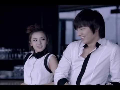 Sandara Park & Lee Min Ho - Cass Beer CF Epilogue