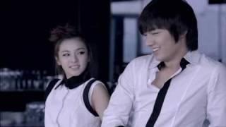 Download Sandara Park & Lee Min Ho -  Cass Beer CF Epilogue MP3 song and Music Video