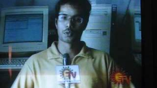 Gilli in Sun TV - part 1