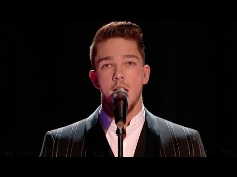 Matt Terry Takes On Spectre Theme Writing's on The Wall | Final Results | The X Factor UK 2016