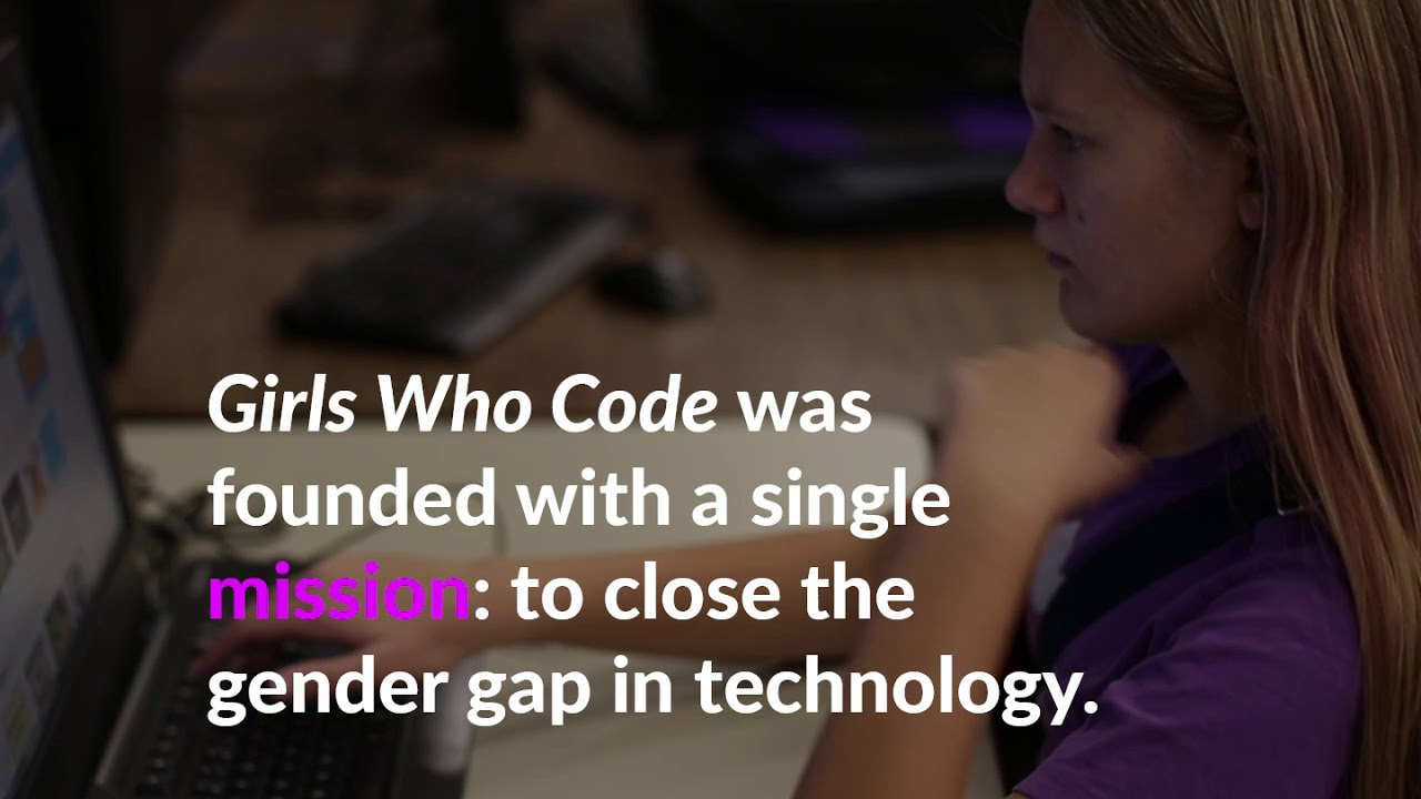 Not Your Average After School Club Girls Who Code