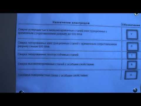 Расшифровка сварочных электродов (Часть 1)