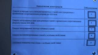 Расшифровка сварочных электродов (Часть 1)(Расшифровка символов указанных на пачке с электродами., 2015-02-06T15:01:31.000Z)