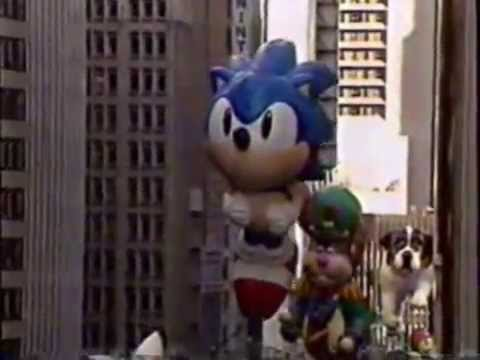 Macy's Thanksgiving Day Parade 1994 (full)