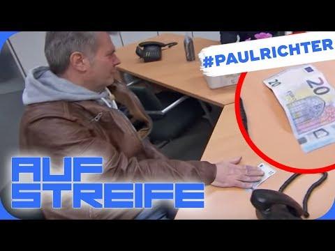 Bestechungsversuch bei der Polizei: Komm er damit durch? | #PaulRichterTag | Auf Streife | SAT.1