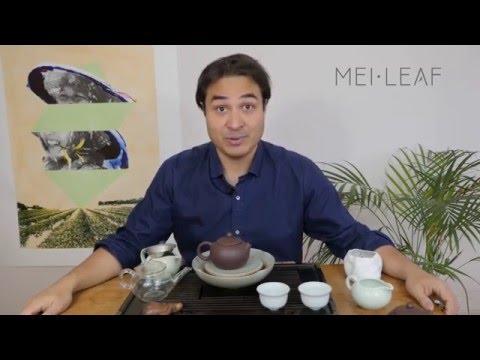 Brewing with Yixing Zisha Clay Pots
