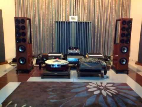 my listening room YouTube