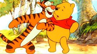 Новые приключения медвежонка Винни и его друзей Серия 4 Сезон 3 Мультфильмы Disney Узнавайка
