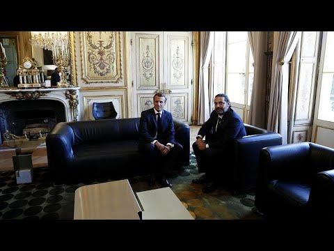 الحريري في فرنسا وماكرون يؤكد دعم بلاده للبنان  - نشر قبل 2 ساعة