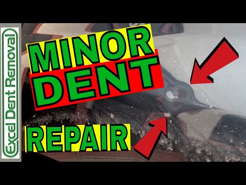 Paintless Dent Repair in Gladstone OR