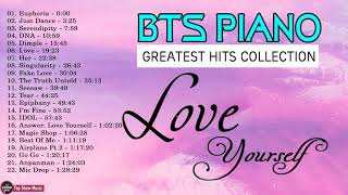 Love Yourself /BTS Top Hits  Instrumental  Piano  2019 - Music For Relaxing/Sleeping/Studying