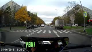 Инструктор по вождению. Скрытая камера на уроке вождения. Автоинструктор. Санкт-Петербург.(, 2016-12-09T15:59:30.000Z)
