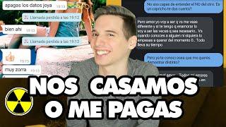 CONVERSACIONES TÓXICAS 3 - Pablo Agustin